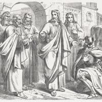 らい病人と百夫長のしもべの奇跡は私たちへの重大なメッセージを送っています | sermon de français,sermon of English