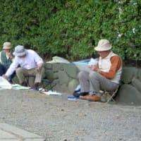 水彩画サークル5月写生会