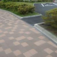 駅前病院周囲の風景。