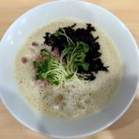 中華そば 集@石川県金沢市 「煮干し泡白湯」
