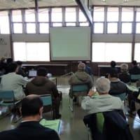 次作に向けて,水稲直播栽培勉強会「総合検討会」を開催しました