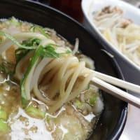 ホープ軒@千駄ヶ谷 「つけ麺」