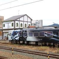 天竜浜名湖鉄道 スズキの二輪車「KATANA(カタナ)」ラッピング列車 その1 (2019年10月)