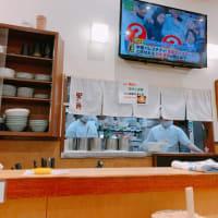 【創業1976年】創業45年、2代目が頑張ってる市川の「麺工房 男爵」で、ネギと海苔のタンタンメンが美味い!途中、おろしニンニクで味変!
