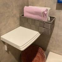 おトイレにハンドタオル