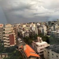 3日目の沖縄の朝