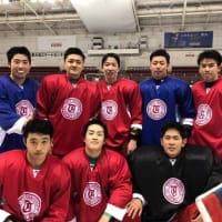 東洋大学アイスホッケー部に居るはずだった、中舘庸太朗選手が北米で活躍中!