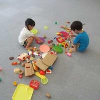 2歳児 ひよこ組さんは何をしたの?🐤
