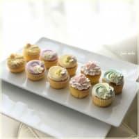 3月のカップケーキ