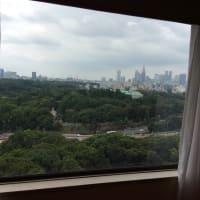 大都会の森の中、どこのホテルでしょうか?