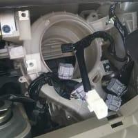 アトレーワゴン エアコンフィルター取付