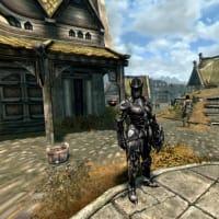 スカイリム Skyrim VR 世界を歩く 仮想現実