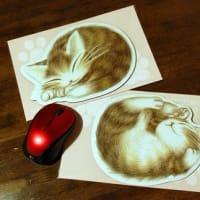 本当に久しぶりにマウスパッドが届きました。 @nara_mise