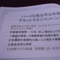 熊谷市公共施設統廃合問題を考える会が発足