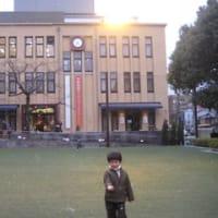 京都国際マンガミュージアムへ