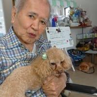 大阪の労災病院でレスパイト入院、第一号だった主人です。