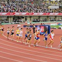 変則開催の長距離・日本選手権