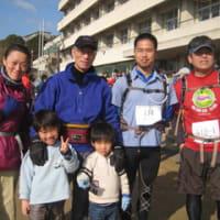 厳寒の箕面ロゲイニング大会