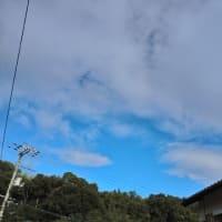 台風14号通過・・・