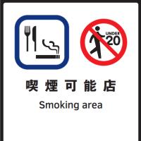 喫煙できる飲食店?できない飲食店?飲食店は6種類に分類されます!