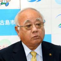 沖縄・前宮古島市長の下地敏彦、収賄の疑いで逮捕 朝日新聞社 2021/05/12 19:48