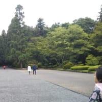 武蔵御陵 参拝させていただきました