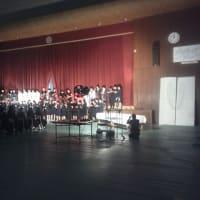 赤碕中学校文化祭。
