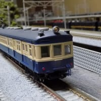 KATOの10-1225 クモハ42(M・T)+クハユニ56(飯田線) 3両セット