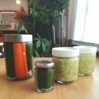 8月6日(火)「お酢を使わない天然ピクルス作り&ザワークラウト作り」教室を開催します!<美肌ランチ付き>