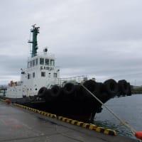 石狩湾新港を観る!