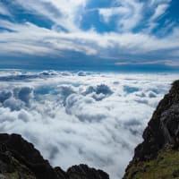 2020.9.20 雲上の稜線