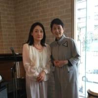 2019 4/13 岩波邦江(vo) 矢野嘉子(p) at京都さうりる ライブリポート