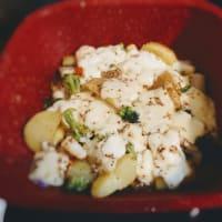 麦わらマルシェの野菜でクッキング