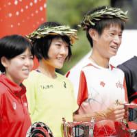 東京オリンピック マラソン代表内定