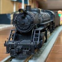 お座敷運転(2)蒸気機関車が牽引するのは、アンパンマン列車【自宅】 2021.5.4