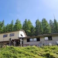 蓼科山荘 双子池ヒュッテ 山にもようやく夏がきました!