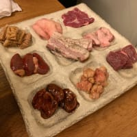 豚の希少部位焼肉の最上級は「恵比寿のホルモン焼 婁熊東京」