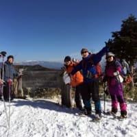 冬山登山研修いってきました!