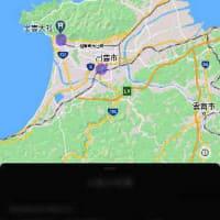 Googleフォトの地図上で写真の撮影場所を探す機能は良い!