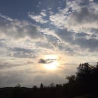 空をみると。