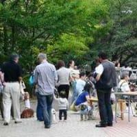 コンサートの日~公園の情景 その2