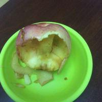 リンゴを見て考える