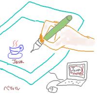 パソコンでお絵かき、やってみよう