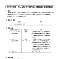 令和元年度第2回京都市認知症介護基礎研修受講者募集について