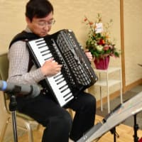 HAA(北海道アコーディオン協会)サロンコンサート。