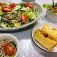 食欲増進!簡単!さっぱり蕎麦サラダ(⋈◍>◡<◍)。✧♡