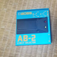 BOSS AB-2 FOOT SWITCH を導入