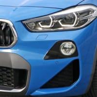 【BMW】専用フォグ装備し「X2」に220馬力を発揮する初のPHEVを設定!