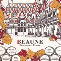 フランスのワイン地図