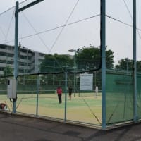 冷やしマスク(保冷剤入)で、夏テニスもバッチリ!